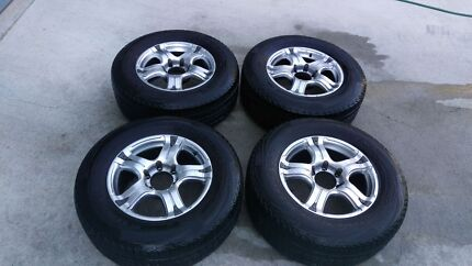 4X4 wheels & tyres Chapel Hill Brisbane North West Preview