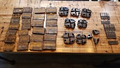 Lot Of 33 Jones And Lamson Die Head Thread Chasers And 8 Holders 22 23 24 25 Jl