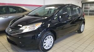 2016 Nissan Versa Note 1.6 S wow seulement 28500km