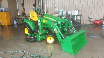 USED John Deere 1023E Compact Tractor Rutherford Maitland Area Preview