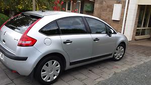 2008 Citroën C4 hatchback turbo diesel 1.6l automatic. Woodside Adelaide Hills Preview