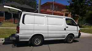 Hiace commercial and Tarago 8 seater for Rent or Hire Auburn Auburn Area Preview