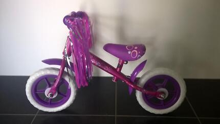 Girls Balance Bike. Narangba Caboolture Area Preview