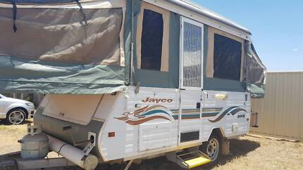 Jayco Dove 2001 Poptop Emerald Central Highlands Preview