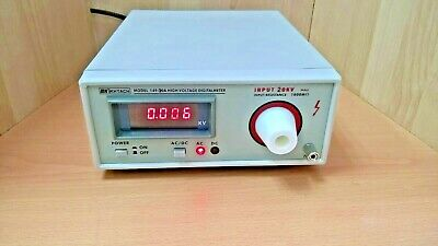 20kv Acdc Digital High Voltage Meter Voltmeter Tester Free 110v Inverter