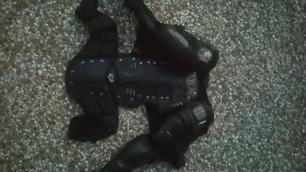 Fox MotoX armour