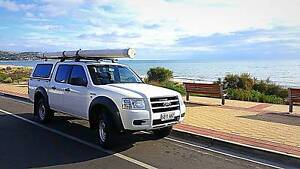 2008 Ford Ranger Ute Canopy Roof Racks Audio System Seacombe Gardens Marion Area Preview
