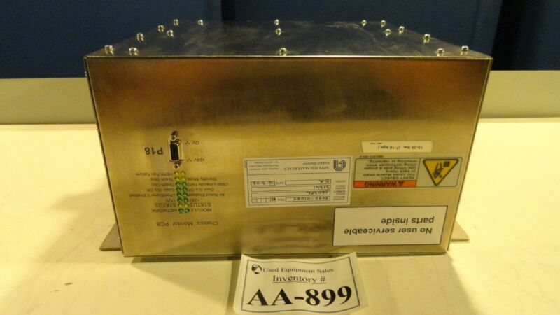 Amat Applied Materials 9090-01095 Controller Chasis Rev. A Used Working