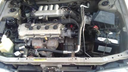 1993 Nissan Pulsar Hatchback