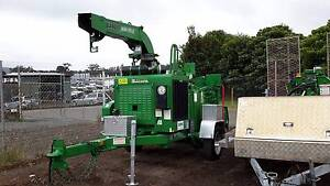 "2014 BANDIT 1590XP INTIMIDATOR 18"" WOODCHIPPER Heritage Park Logan Area Preview"