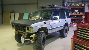 Land rover discovery with extras Pakenham Cardinia Area Preview