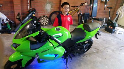 Motorcycle Greenwood Joondalup Area Preview