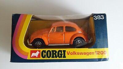Corgi Volkswagen 1200 383 MIB