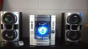 Sony stereo system Guyra Guyra Area Preview