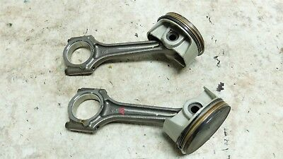 03 Polaris Victory Vegas 92 engine connecting rods rod set Pistons