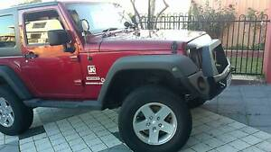Jeep Wrangler 2011 Sinagra Wanneroo Area Preview