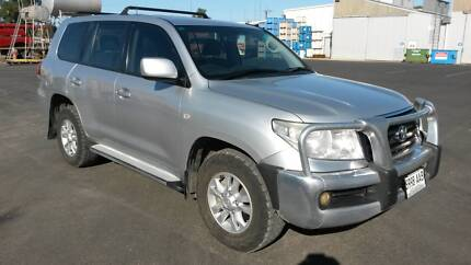 2008 Toyota LandCruiser 200 Series GXL Wagon Waikerie Loxton Waikerie Preview