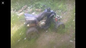 Gio quad  with reverse 150cc reduced 750 firm