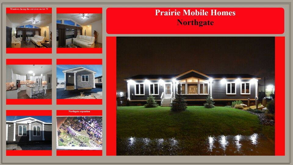 Miraculous New Modular Mobile Home Lots In Winnipeg Houses For Sale Download Free Architecture Designs Embacsunscenecom