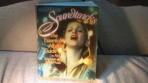 Musichound Soundtracks Essential Album guide to Film, Television and Stage Music
