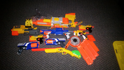 Nerf Darts can get expensive so I went to eBay to order them in bulk.  Little did I know that I would be getting extremely hard nerf darts that  felt more ...