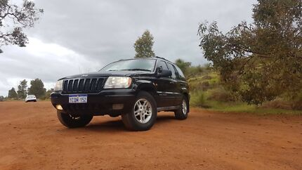 2000 Jeep Grand Cherokee 4.7 4X4 automatic