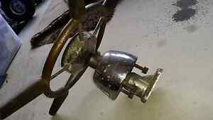 Old boat steering wheel Baldivis Rockingham Area Preview