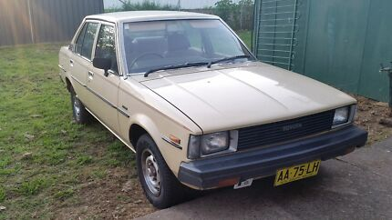1983 KE70 CS Toyota Corolla. Muswellbrook Muswellbrook Area Preview