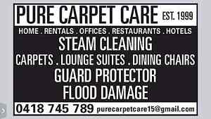 Pure Carpet Care Steam Cleaning - Domestic & Commercial Fremantle Fremantle Area Preview