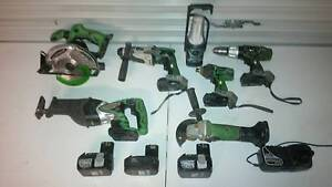 HITACHI 18V Tool Kit in Good condition Cranbourne East Casey Area Preview