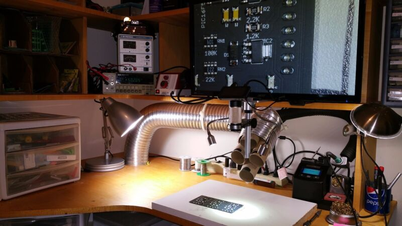 Andonstar HDMI microscope POLARIZER KIT