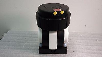 Trebor Maxim 25 Diaphragm Pump W Ss95 Air Op Pulsation Dampener Surge Supp.