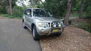 Exceed Mitsubishi Pajero Wagon 2005 7 seater Ryde Ryde Area Preview