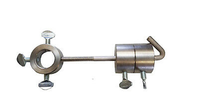 """Spit Roaster Counter Balance Heavy Duty 5 lbs- Fits 1/2"""" to 1- 3/8"""" spit rod"""