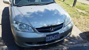 2004 Honda Civic Sedan Roxburgh Park Hume Area Preview