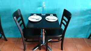 Cafe/Small Restaurant Accessory Chairs and Tables (Used) Katoomba Blue Mountains Preview