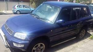 1998 Toyota RAV4 Wagon Automatic Marrickville Marrickville Area Preview