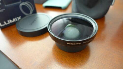 Panasonic DMW-LWA52 Wide Conversion Lens 0.75X
