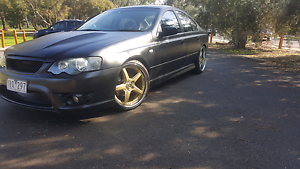 2003 Ford XR6 5 SPEED MANUAL Airport West Moonee Valley Preview