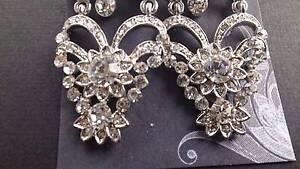 Crystal chandelier earrings Gordon Ku-ring-gai Area Preview