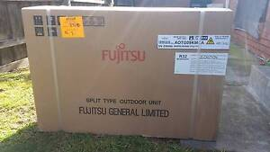 Fujitsu 3.5 KW heating reverse cycle split system (installed) Glen Waverley Monash Area Preview