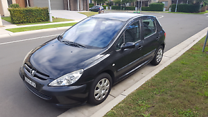 2004 PEUGEOT 307 AUTO LEATHER  3 MONTHS REGO 4 CYLINDER Campbelltown Campbelltown Area Preview