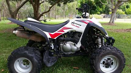 350cc Atomik Feral Race Quad Bike