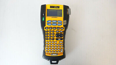 Dymo Corporation Rhino 5200 1755749 Label Printer Industrial Only - No Paper