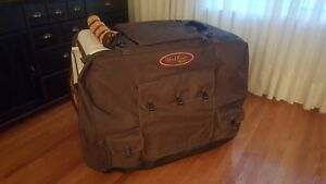 XL Brown Insulated Mud River Kennel Cover