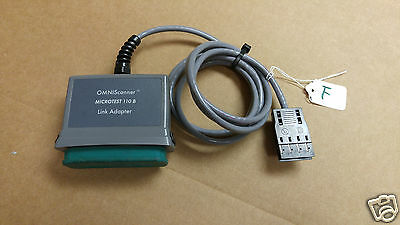 Lotf Omniscanner Microtest 110 B Link Adapter