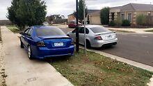 2005 ford falcon ba mkii xr6 Melton South Melton Area Preview