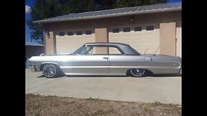 Wanted 1963 or 1964 Chev two door Impala coupe or 1957 Chev coupe Berwick Casey Area Preview