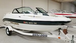 2002 Sea-Doo UTOPIA 185! CAN BE WATER TESTED! WARRANTY INCLUDED!