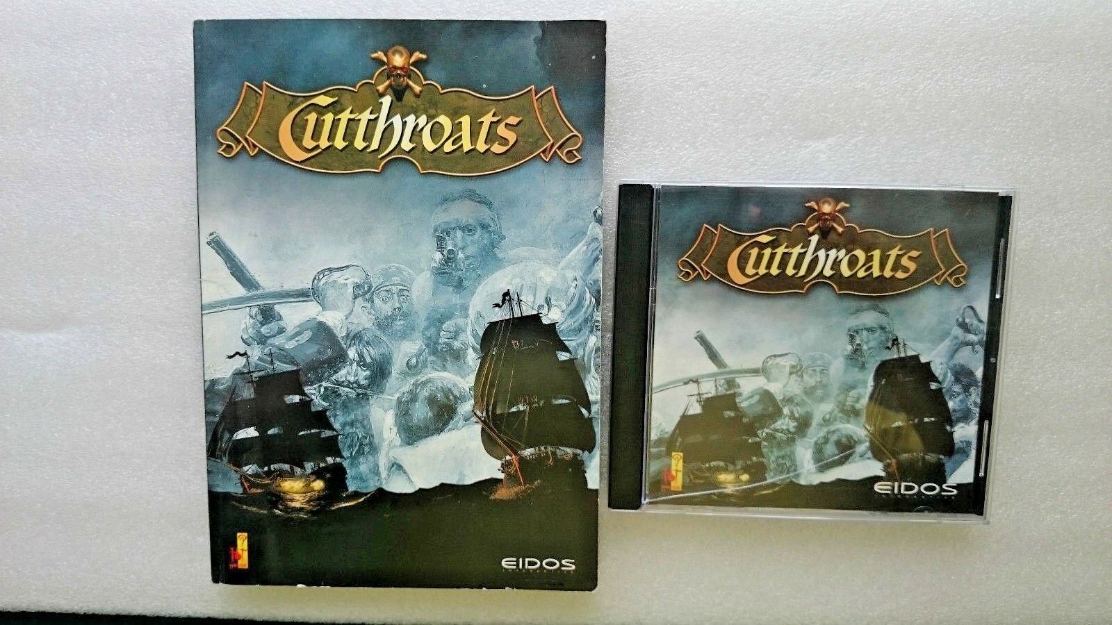 Cutthroats  Classic Pirate PC Big Box Edition